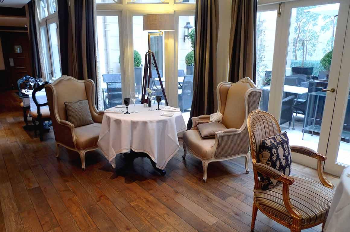 Restaurant italien l'Assaggio à Paris 1er