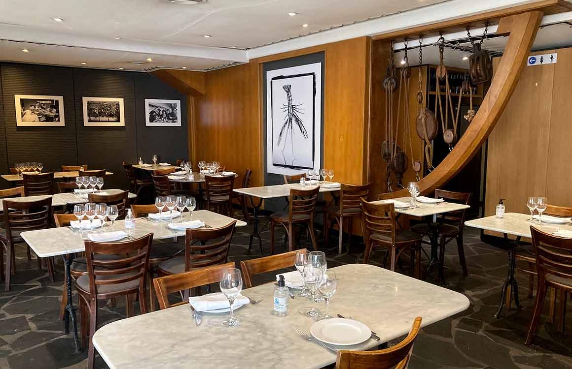 Restaurant La Cagouille