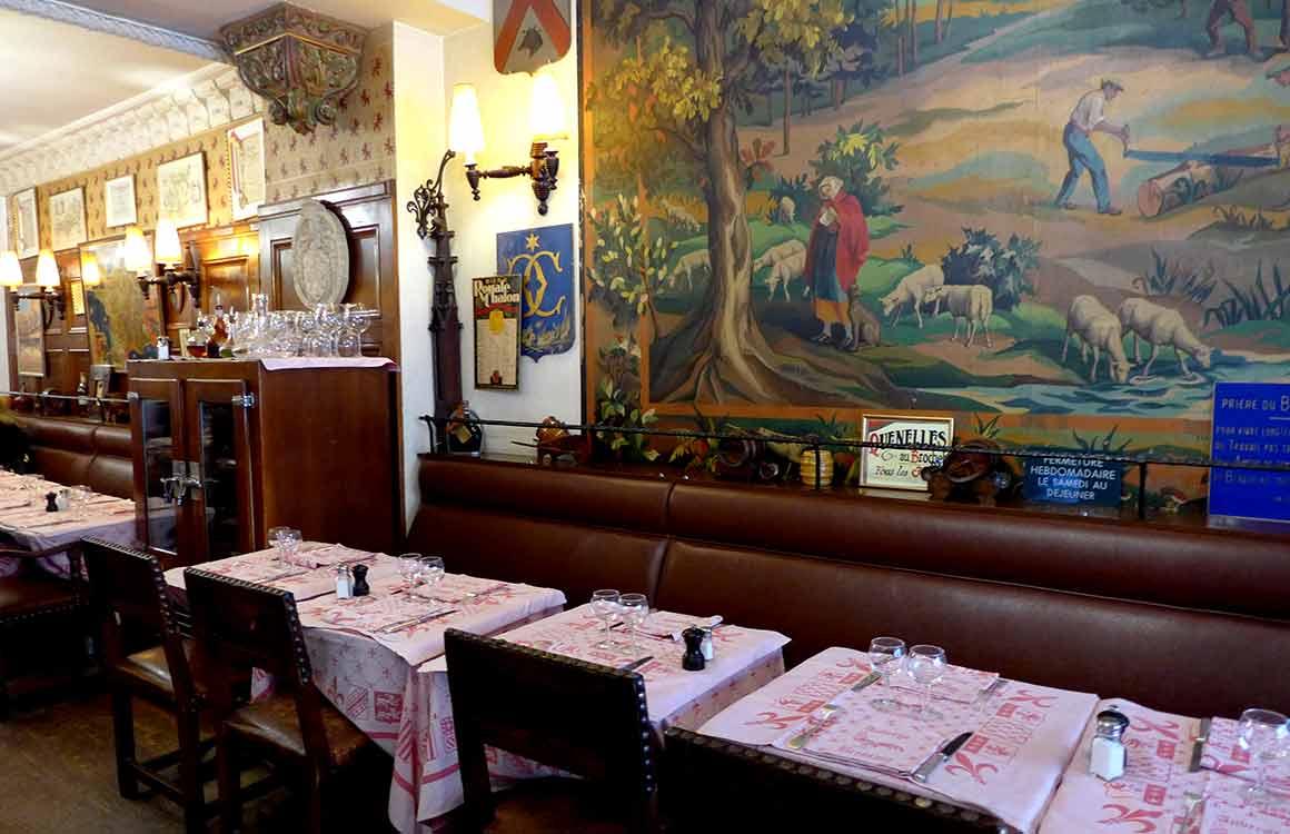 L'Auberge Bressane à Paris 7ème