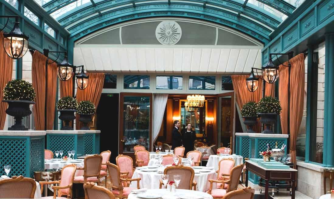 Restaurant L'Espadon à Paris 1er