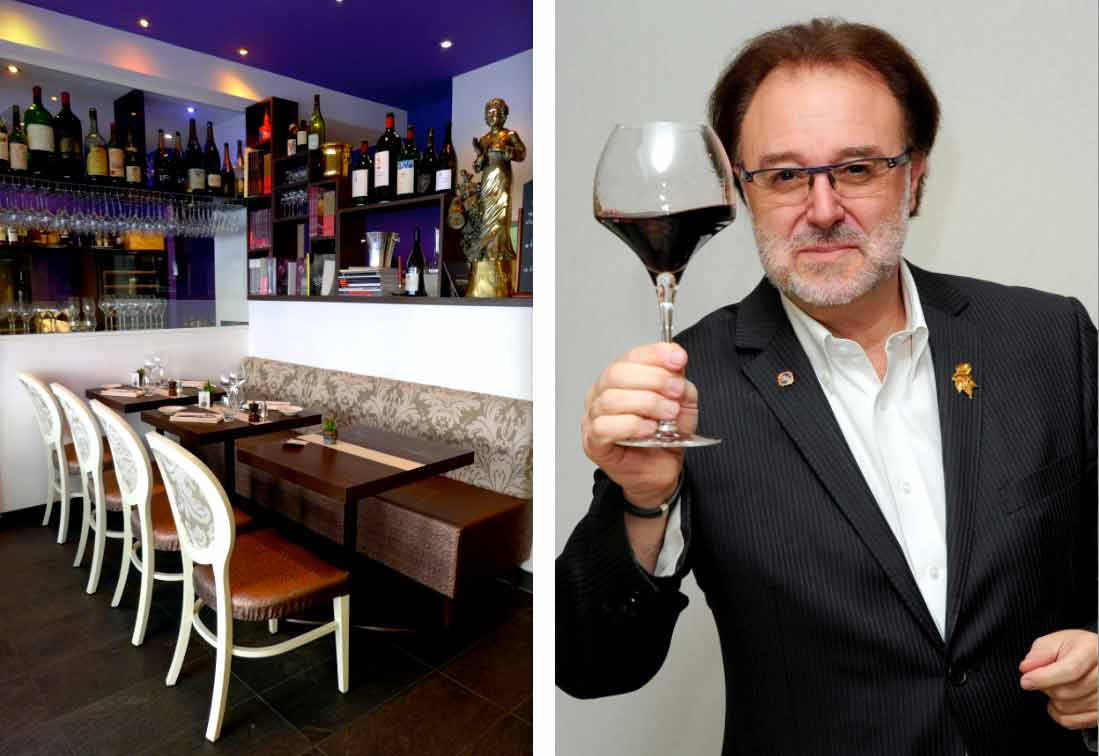 Bistrot Sommelier, Philippe Faure Brac