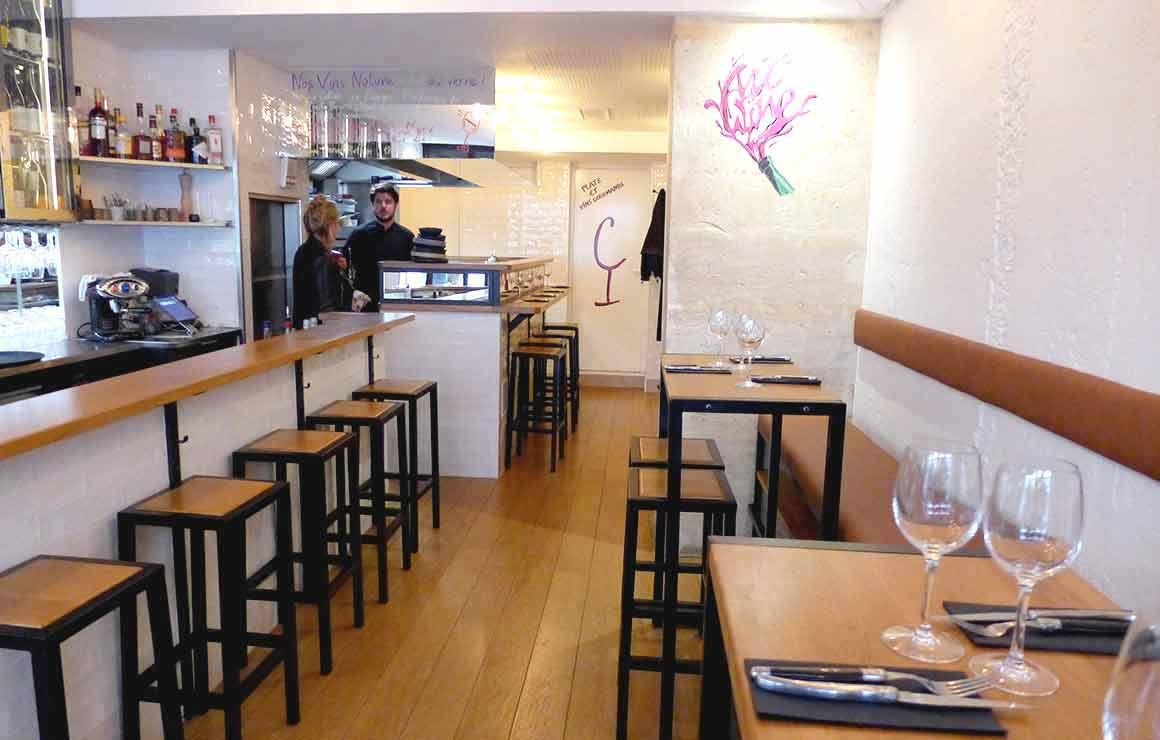 Restaurant Le Comptoir de la Traboule