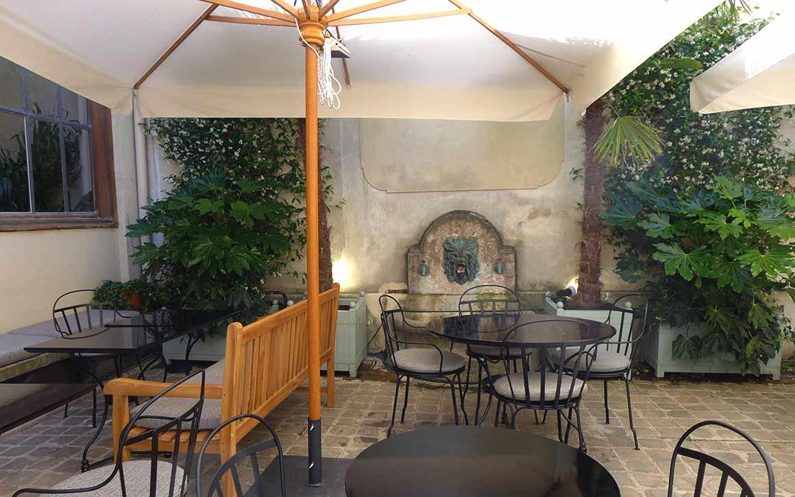 Le Restaurant Le Camondo à Paris 8ème