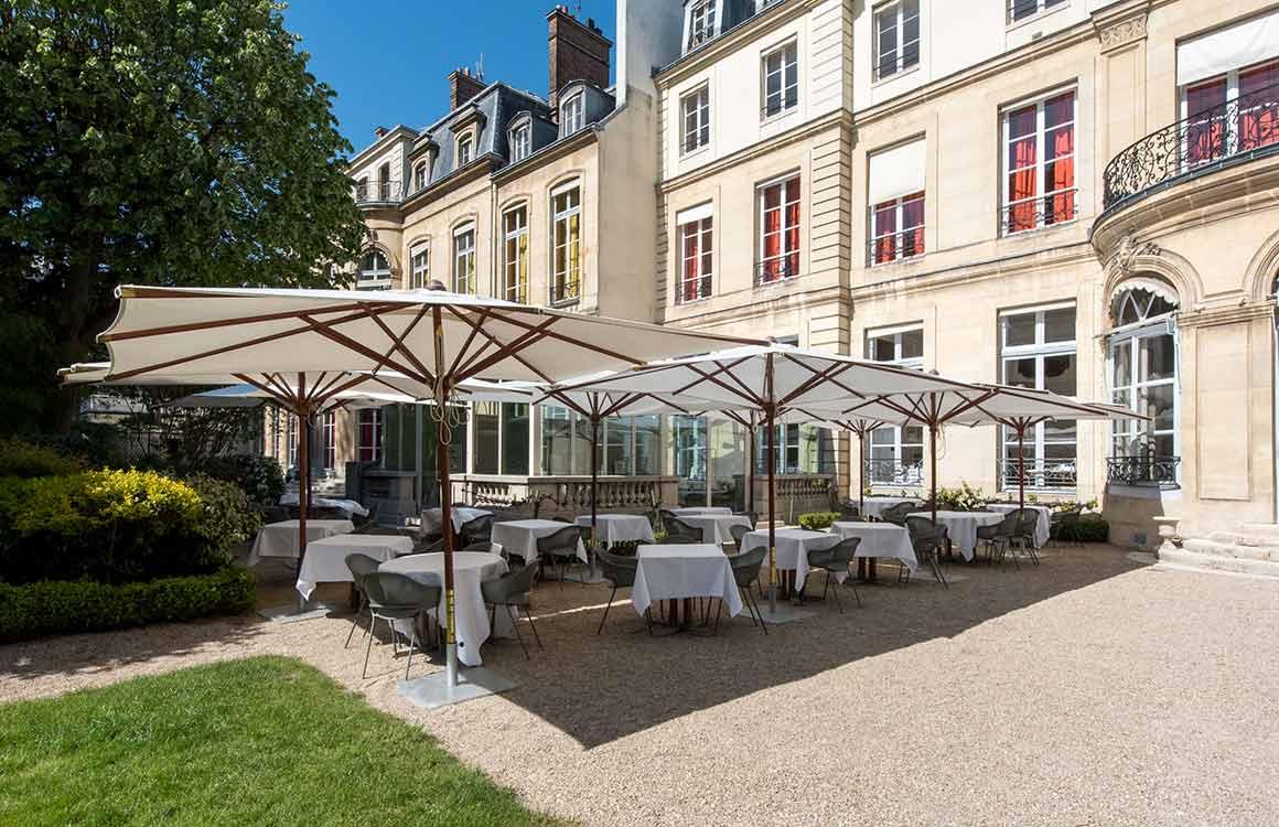 Restaurant Rech La Maison de l'Amérique Latine à Paris 7ème