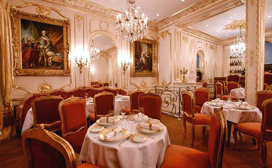 Restaurant Le Bien Aimeà Paris