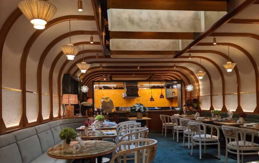 Restaurant La Scène Stéphanie Le Quellec