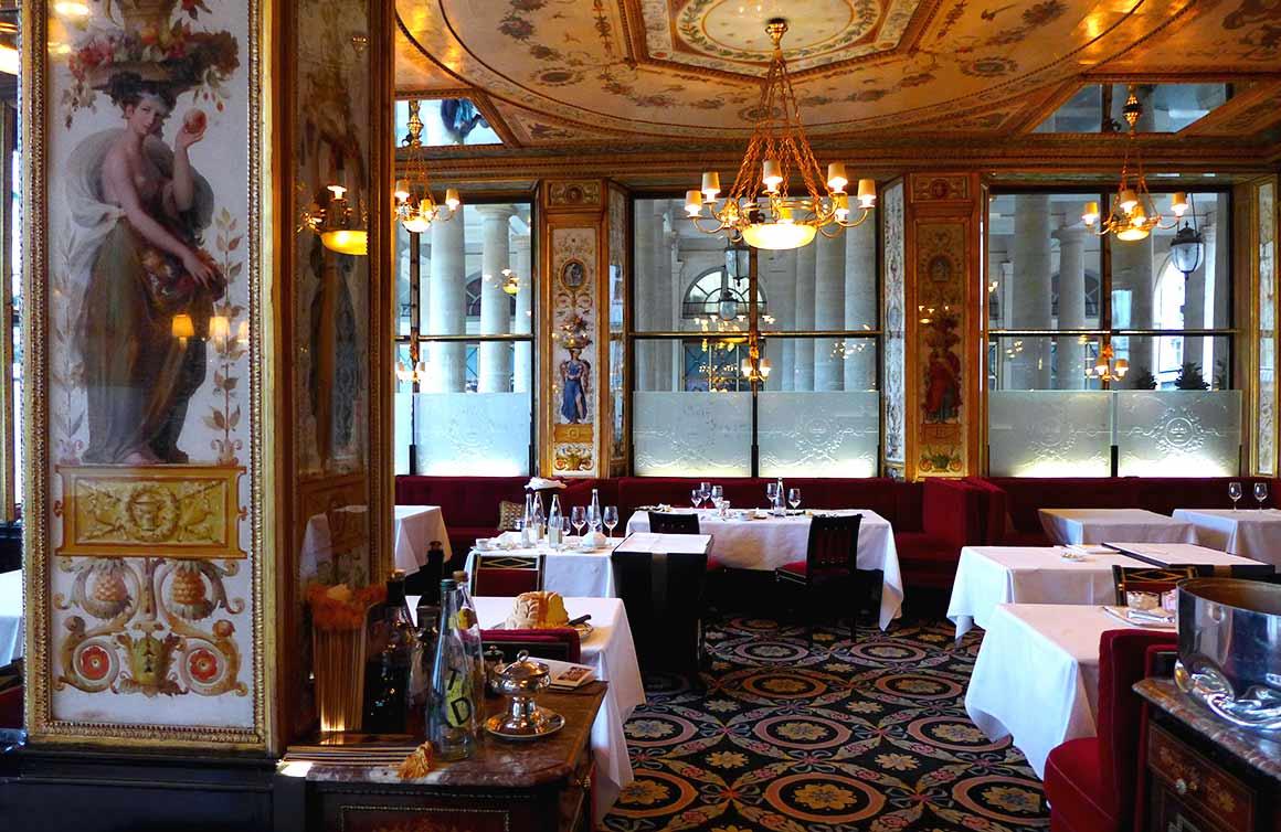 Restaurant Le Grand Véfour à Paris 1er