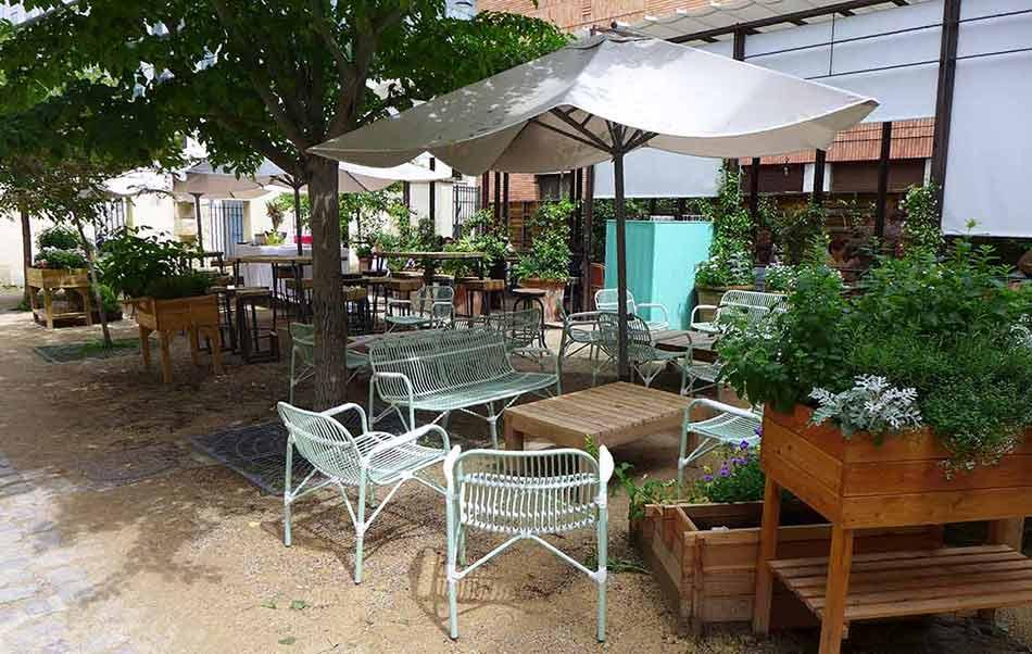 Restaurant Les Belles Plantes à Paris