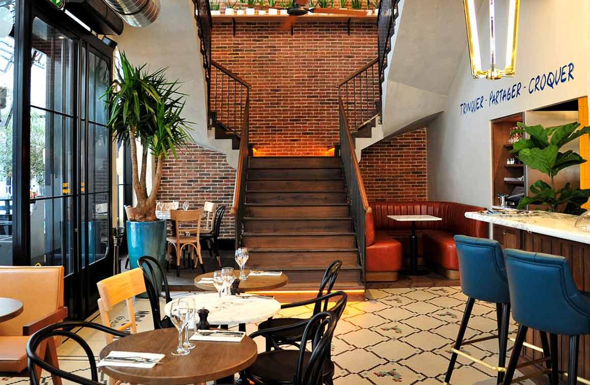 Restaurant Mon Coco Republique à Paris