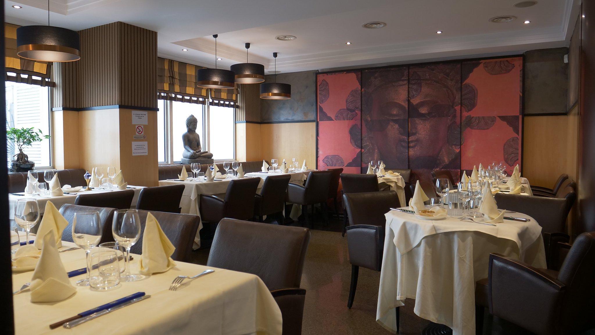 Le Restaurant Kok Ping à Paris 8ème