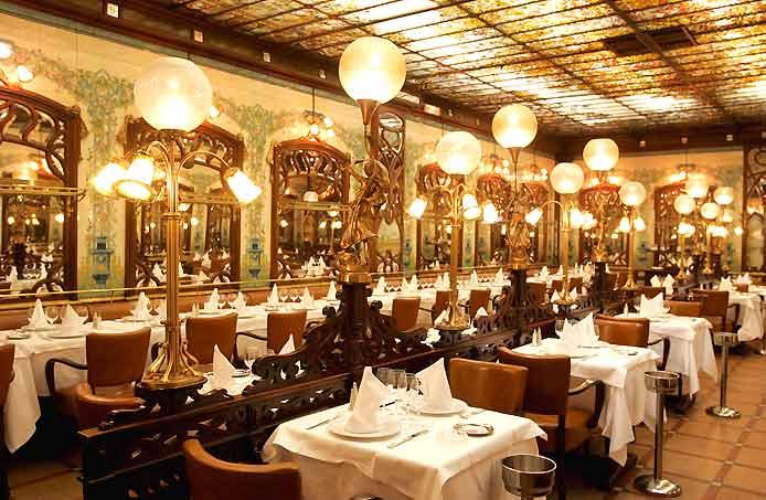 Restaurant Bouillon Chartier Montparnasse à Paris