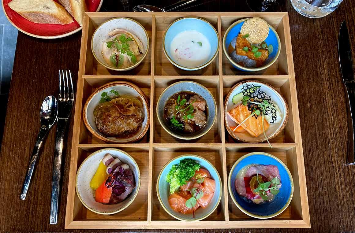 Restaurant Shiro le bento