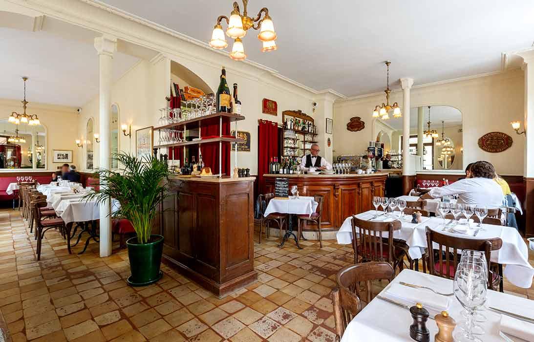 Restaurant Chez Fred la salle