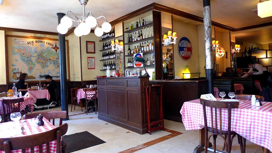 Restaurant Aux Bons Crus Routier