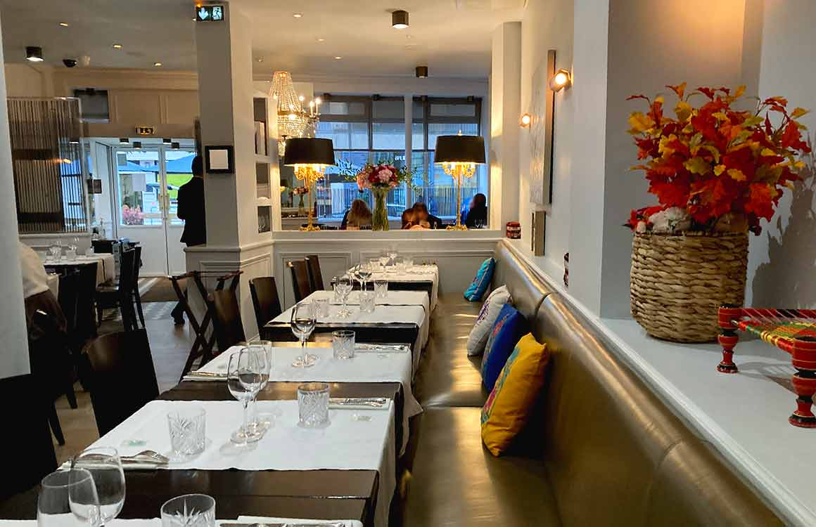 Restaurant Mayfair Garden