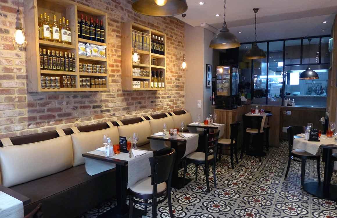 Restaurant Truffes Folies Berri la salle