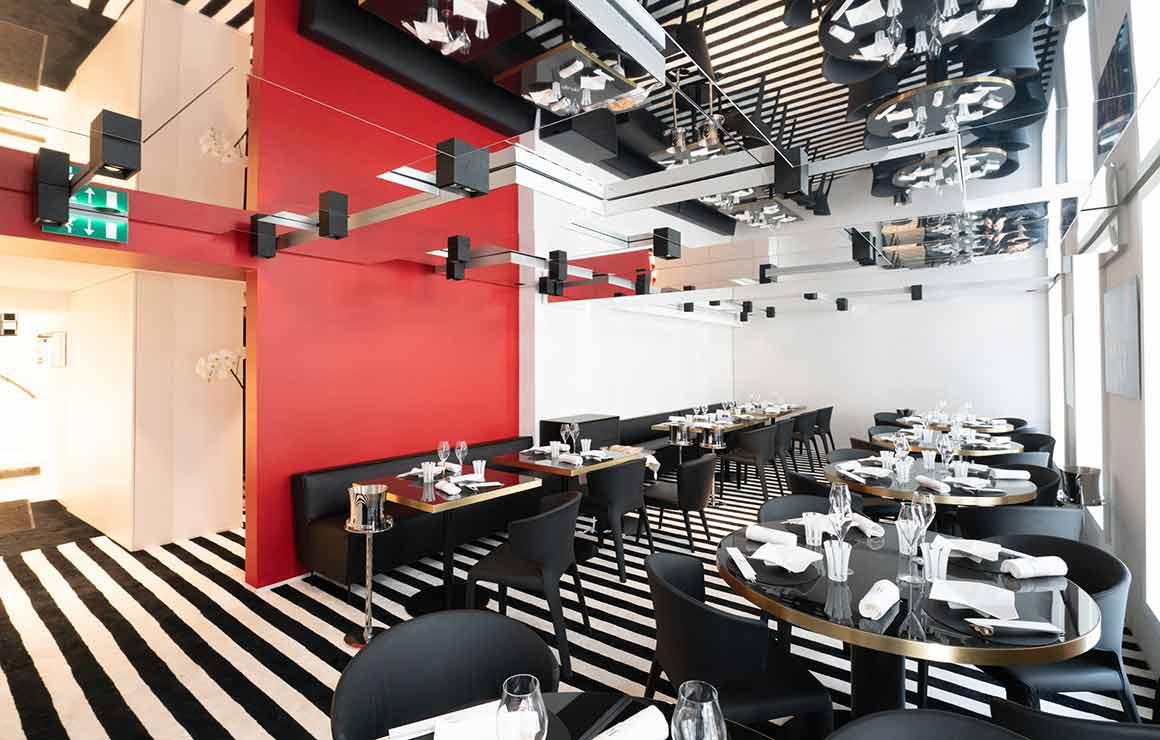 Restaurant Dassai Joel Robuchon