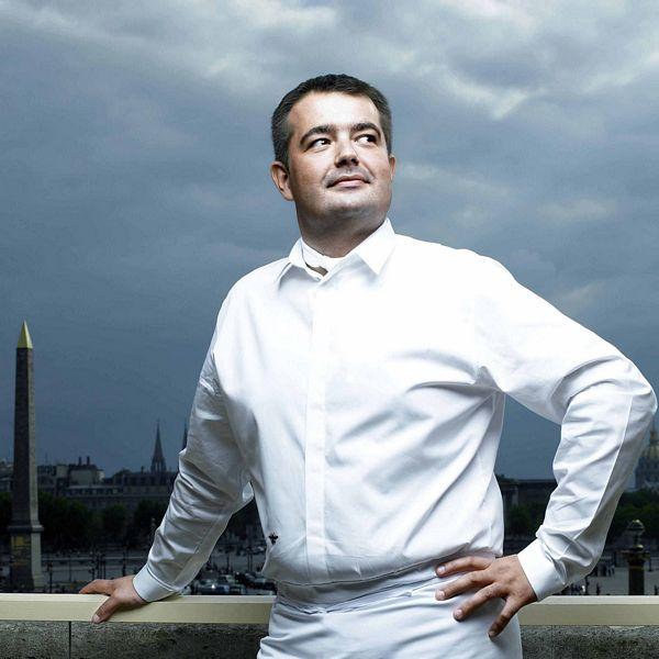 Le chef Jean-François Piège