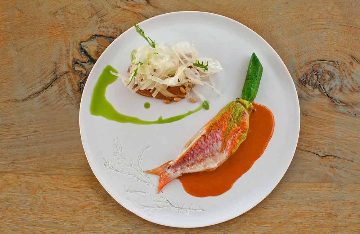 Restaurant Maison Hache rouget