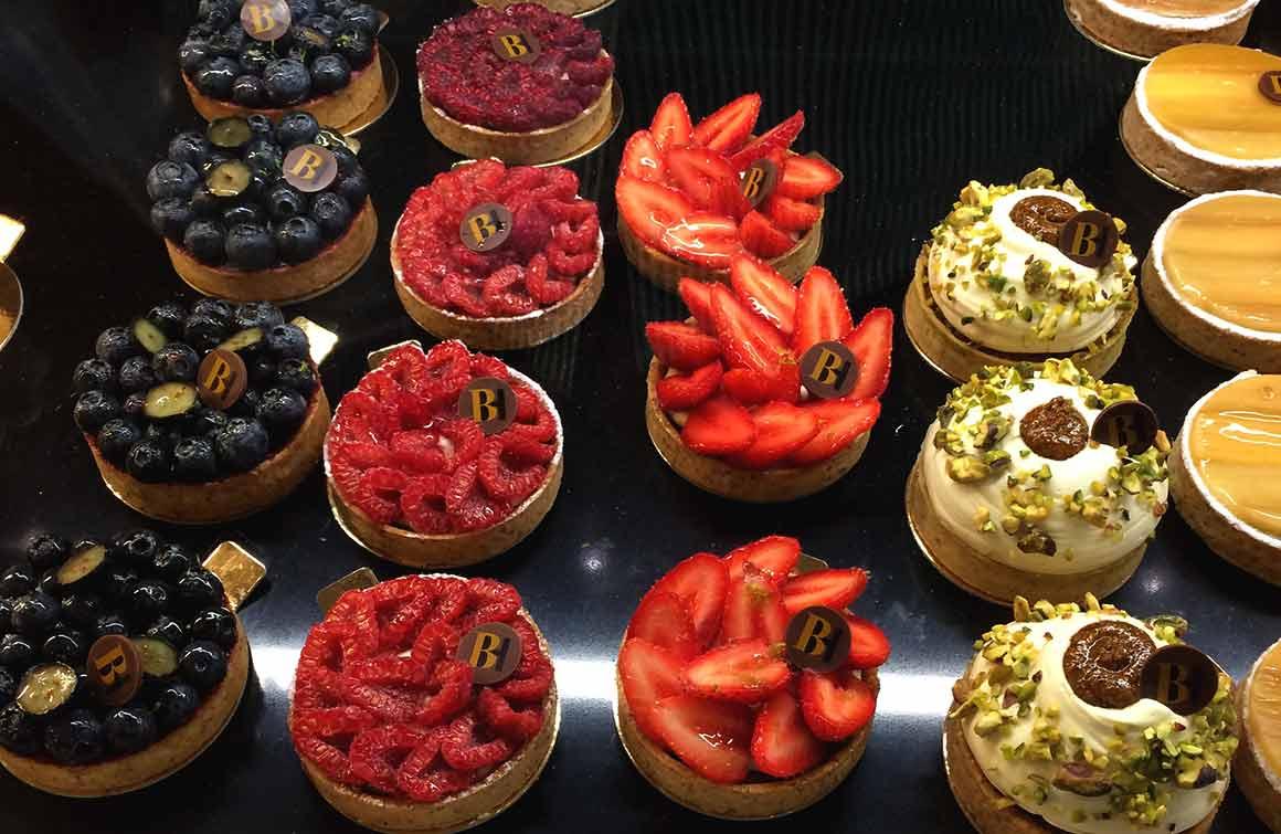 Restaurant Maison Hache pâtisseries