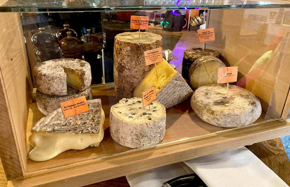 Anicia les fromages