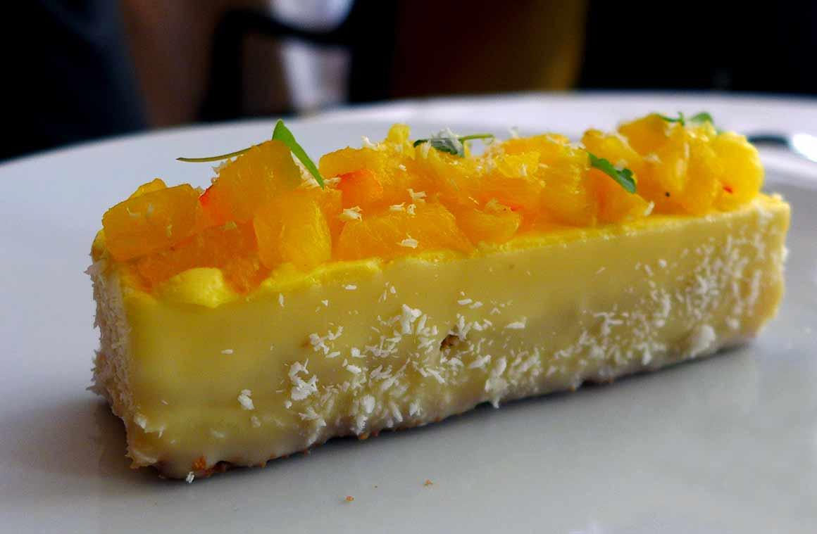 le Saint James dessert