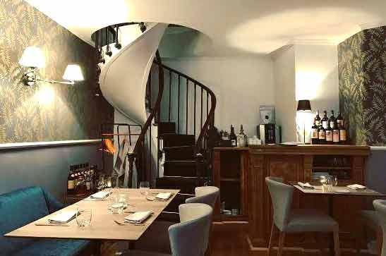 Restaurant Savarin la salle