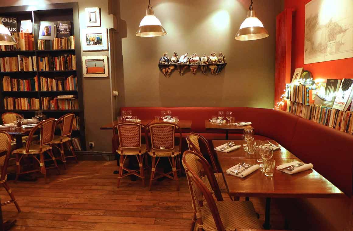 Restaurant A Mi Chemin la salle
