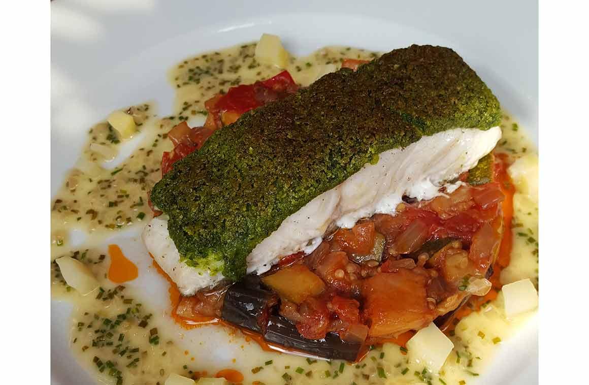 Restaurant Chez Julien poisson