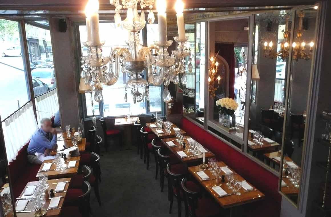 Restaurant Chez Julien la salle