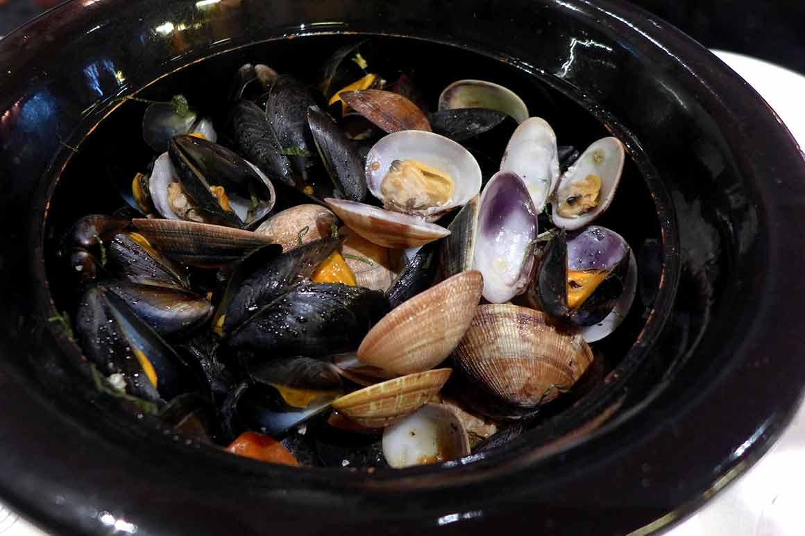 Restaurant Giuse moules