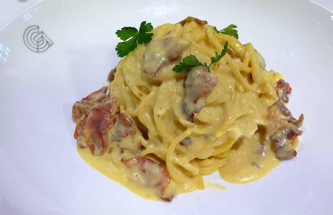 Restaurant Giuse carbonara
