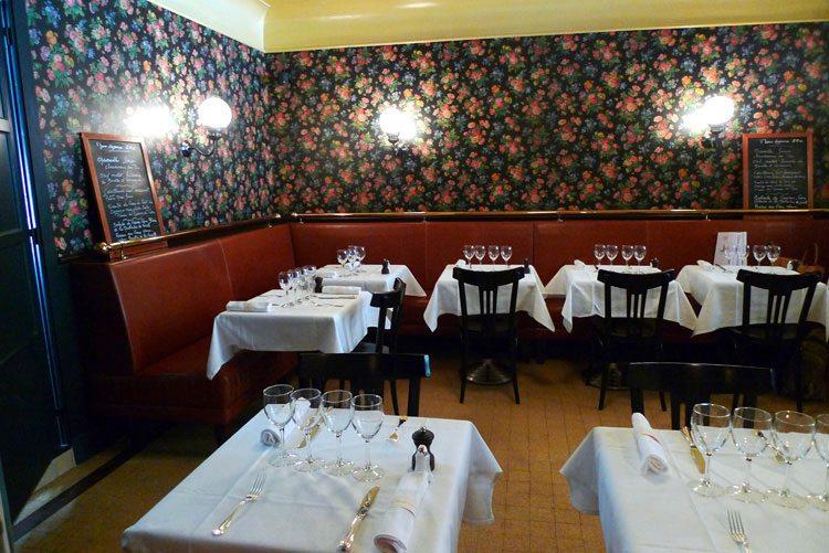 Restaurant Aux Prés par Cyril Lignac