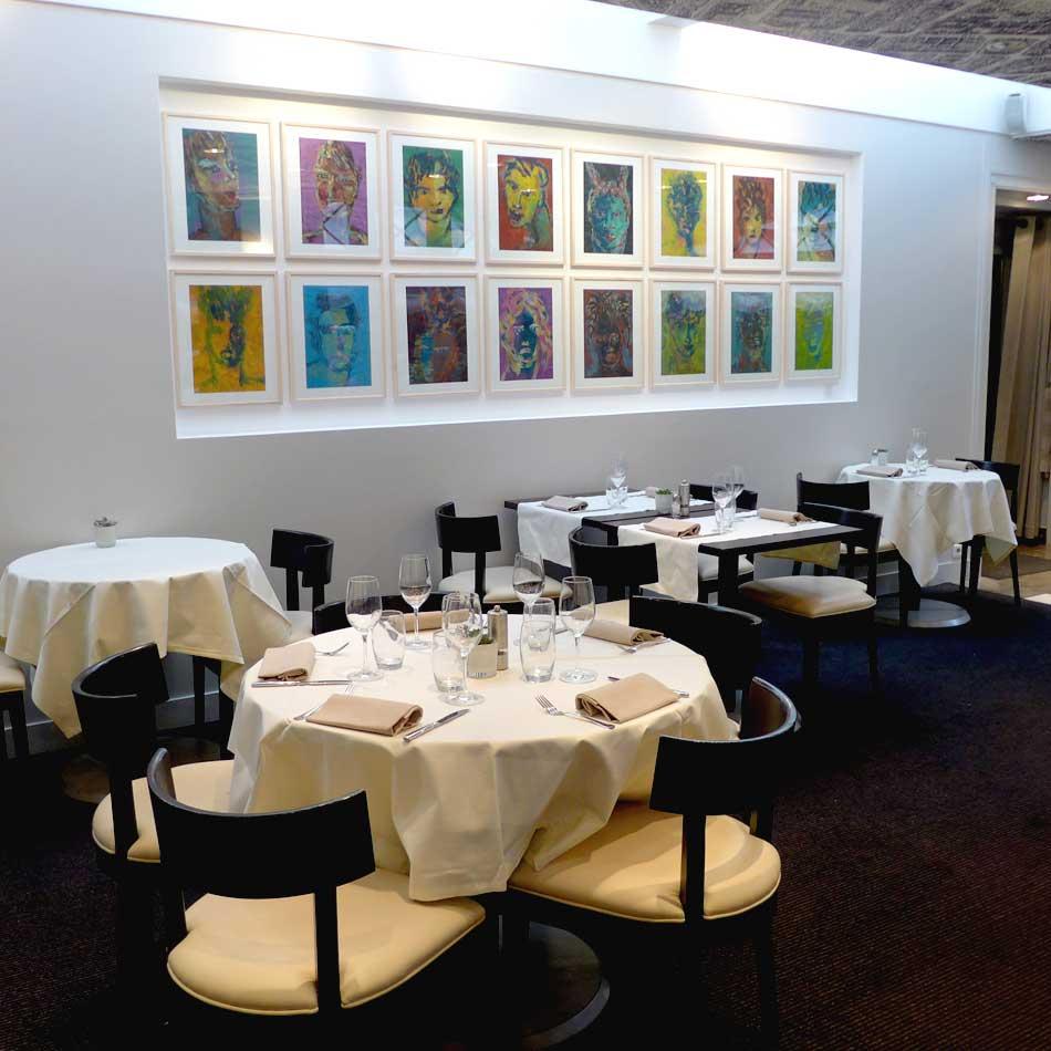Restaurant Le Relais du Parc la salle
