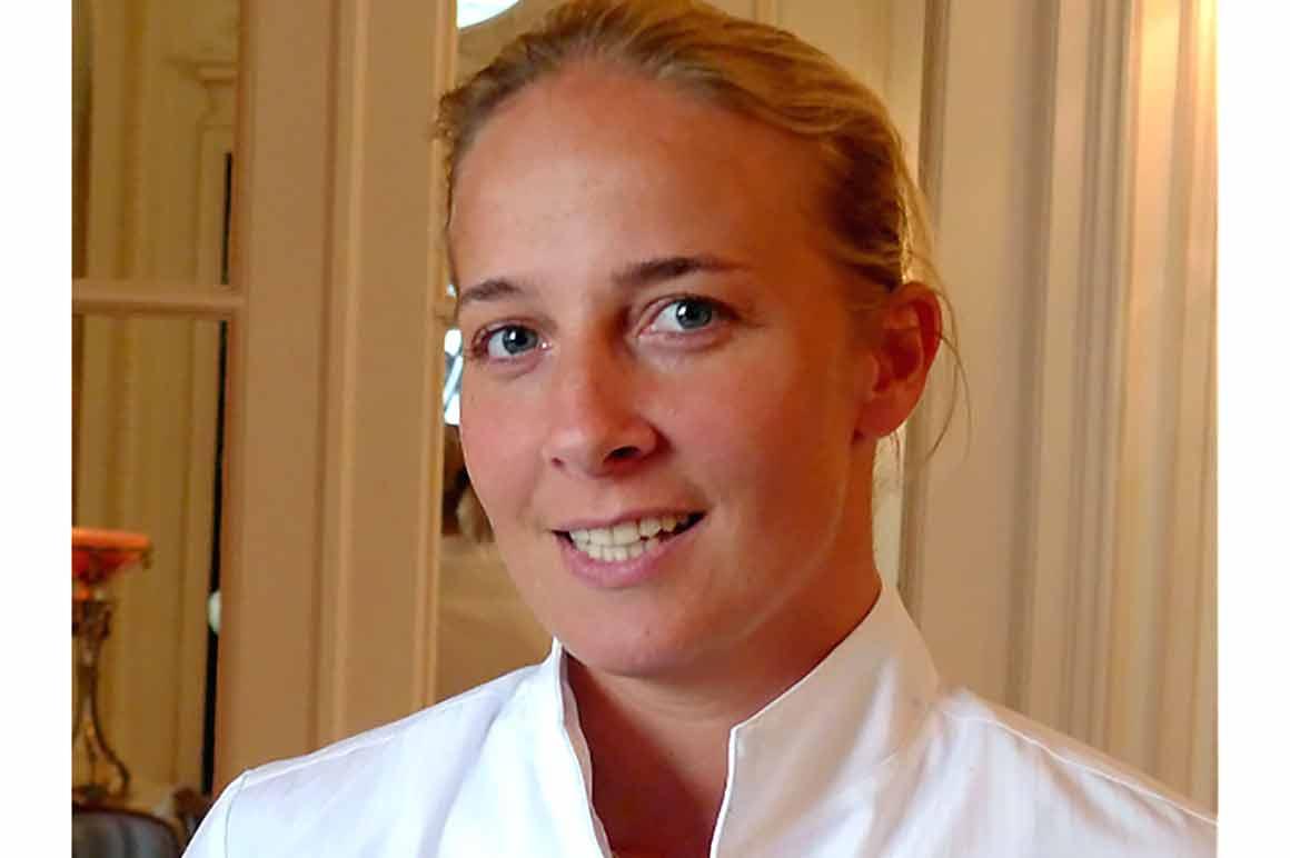 Restaurant Pouliche Amandine Chaignot