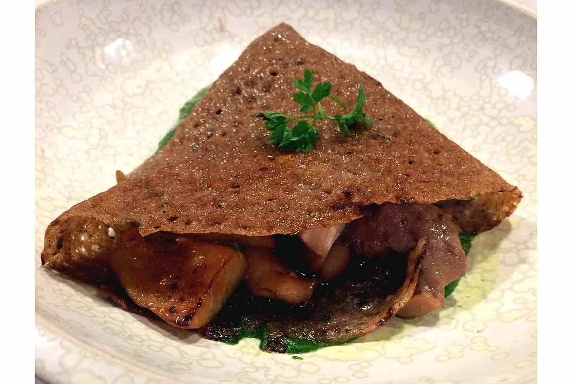 Restaurant Pouliche crêpe sarrasin