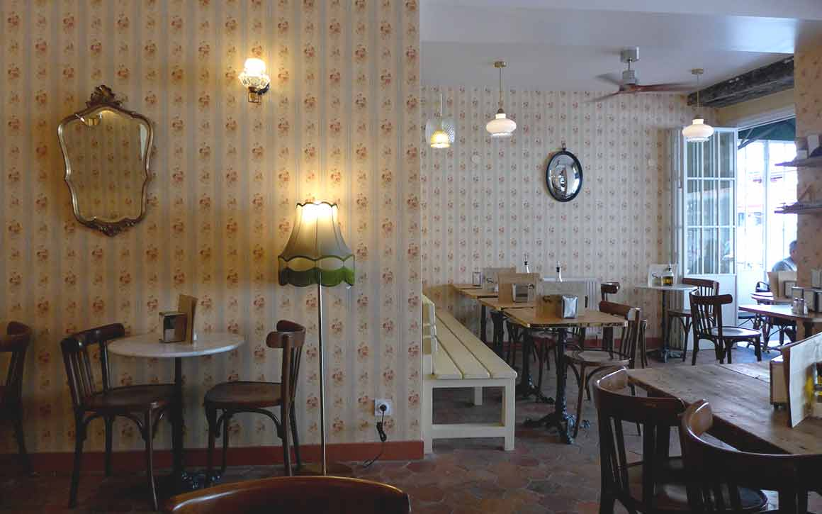 Restaurant Dai Dai, La salle