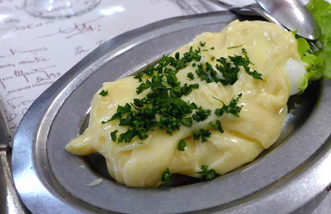 Restaurant Le Gourmets des Ternes, oeufs mayonnaise