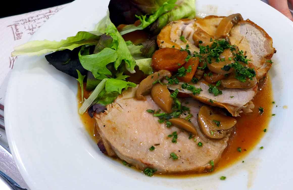 Restaurant Le Gourmets des Ternes, le veau