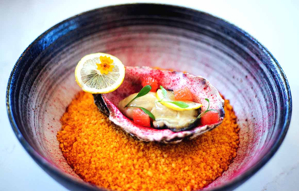 Restaurant Amélie huître