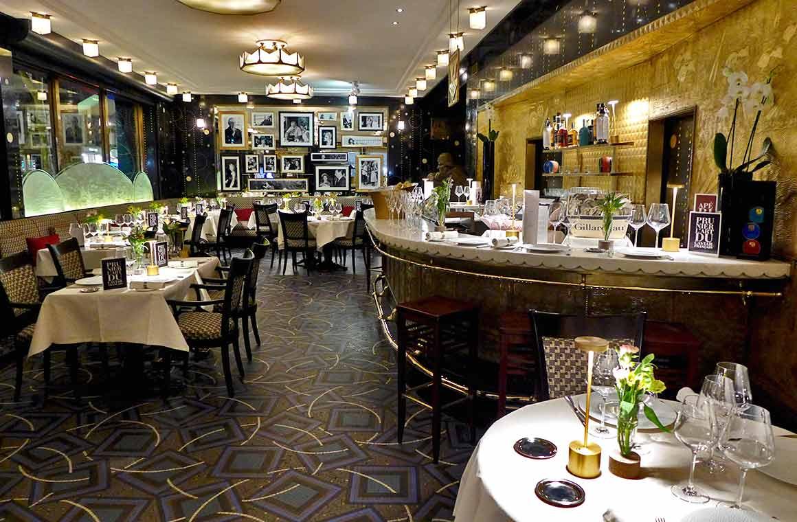 Restaurant Prunier la salle