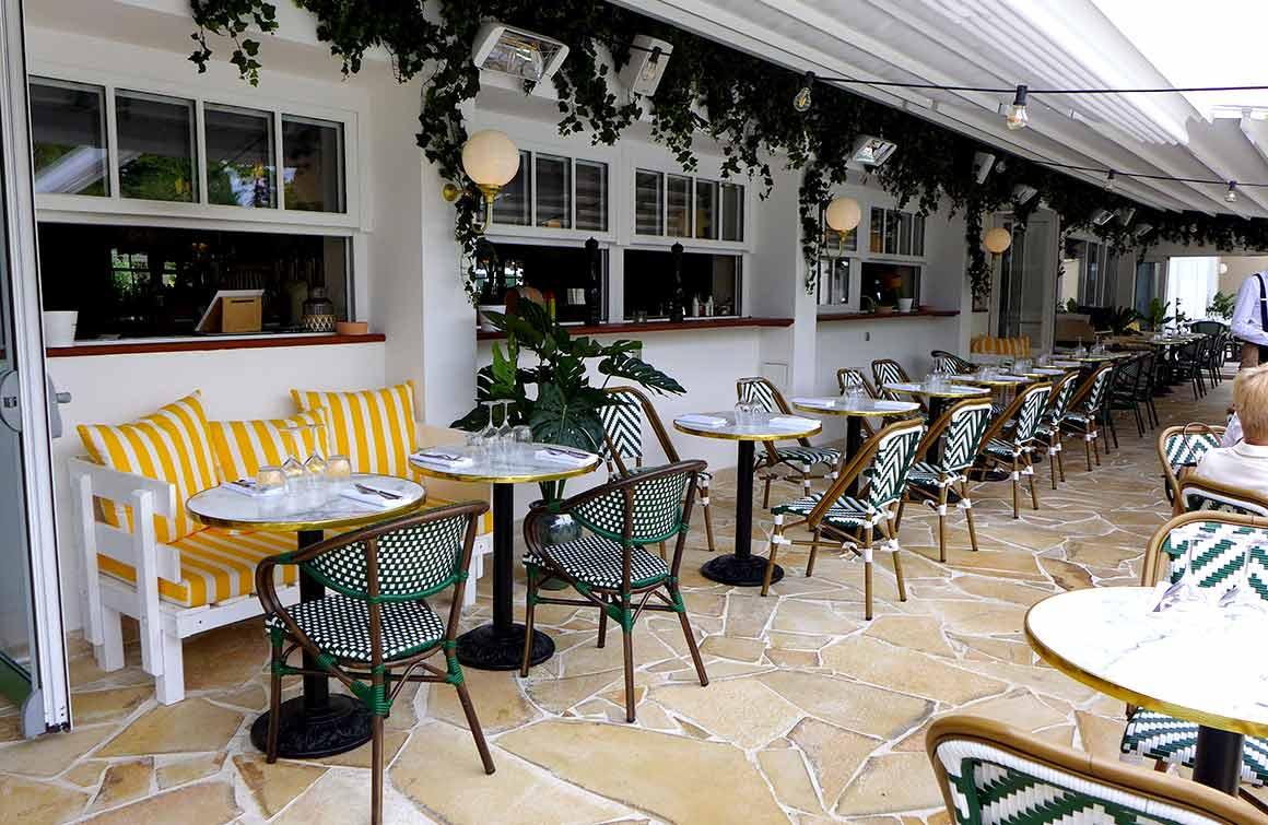 Maison Louveciennes terrasse