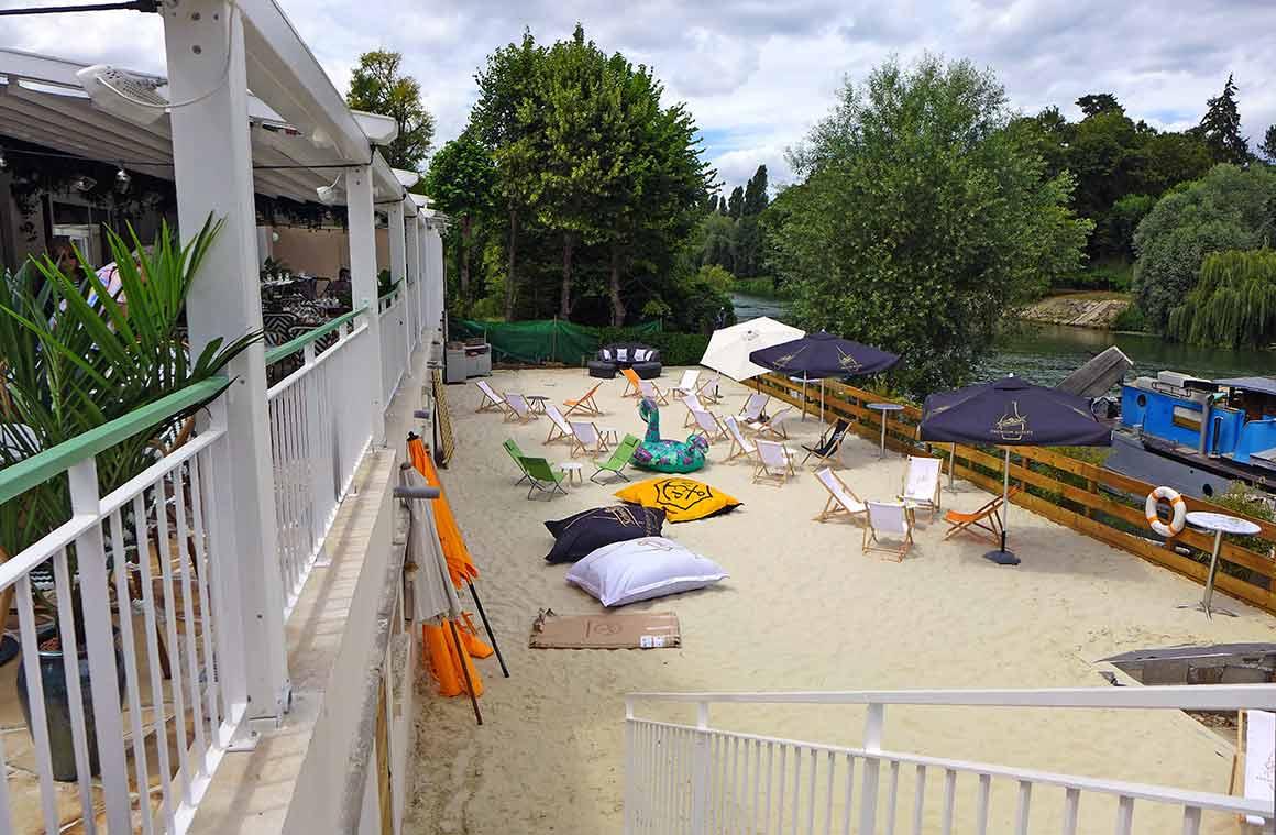 Maison Louveciennes la plage