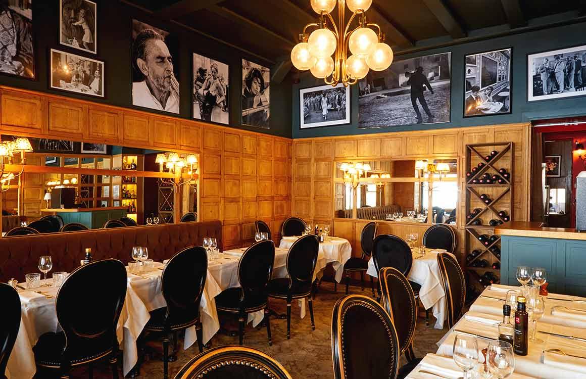Restaurant Le Boccador