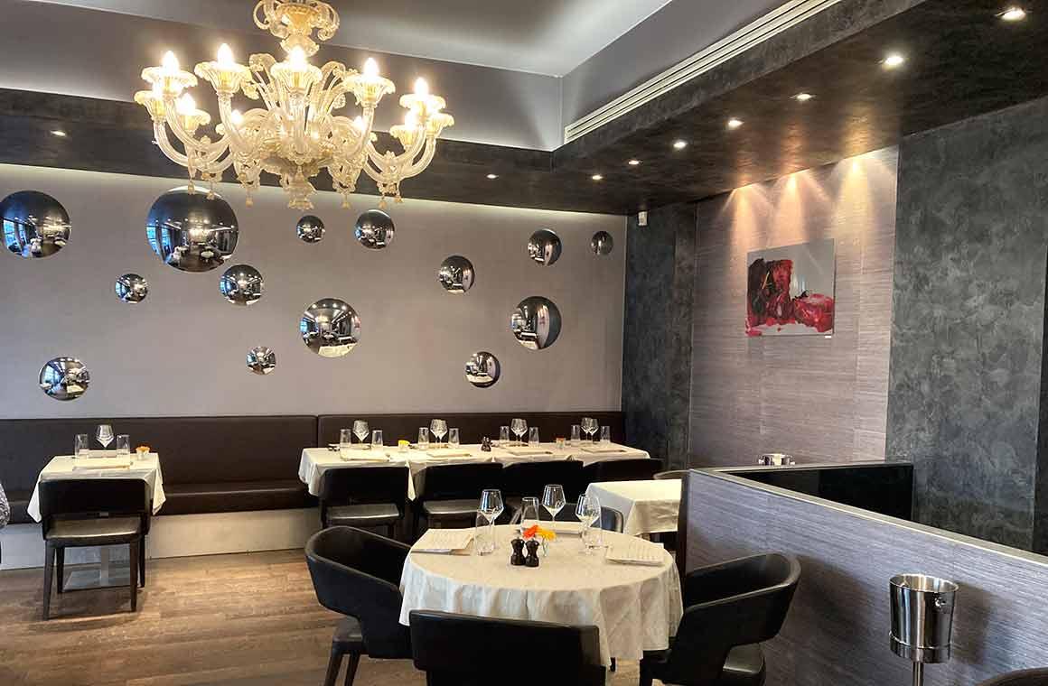 Restaurant Maxan la salle
