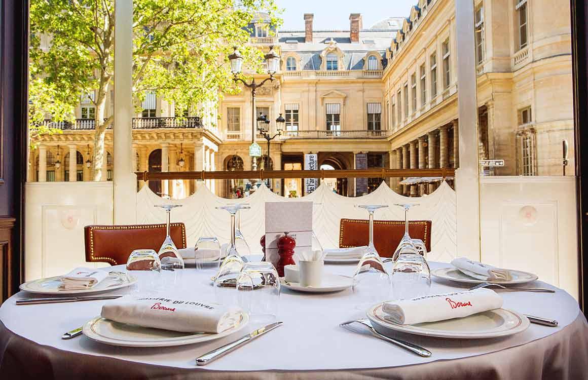 Brasserie du Louvre Bocuse