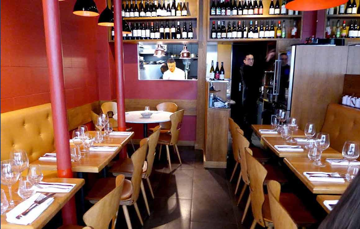 Restaurant La Traboule
