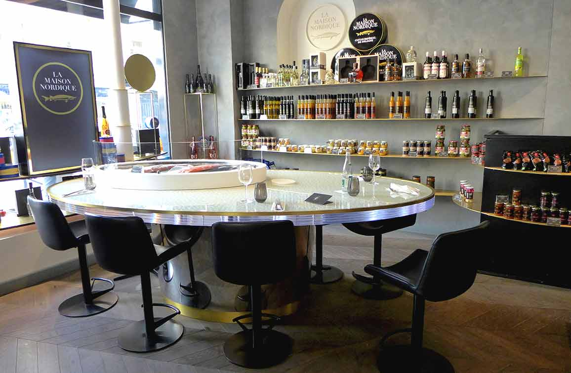 Restaurant La Maison Nordique
