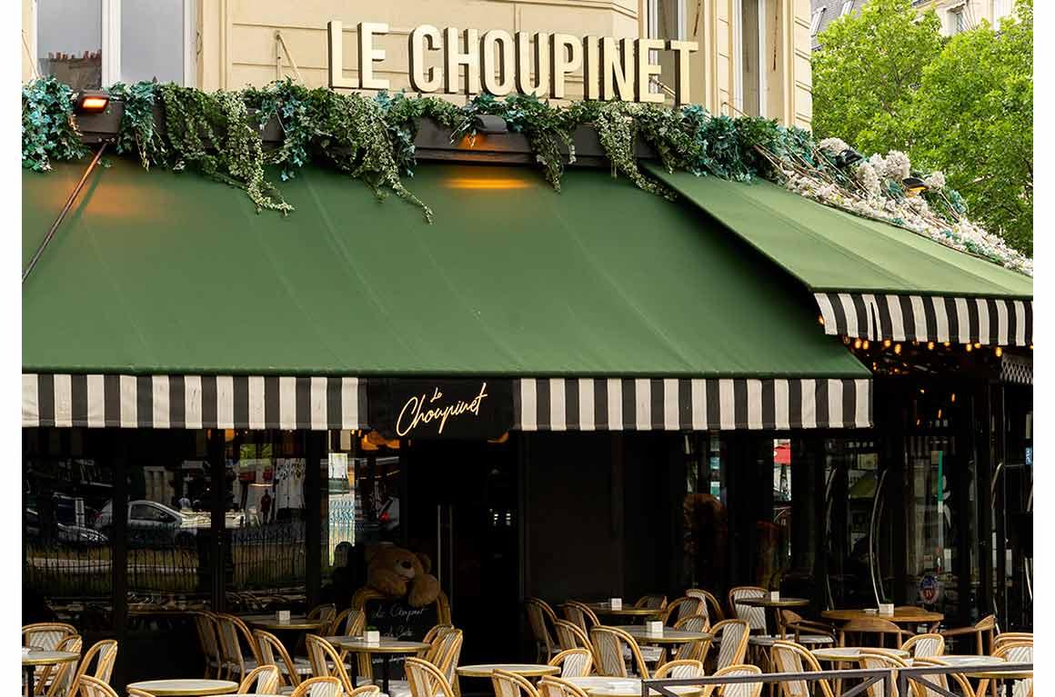 Restaurant Le Choupinet