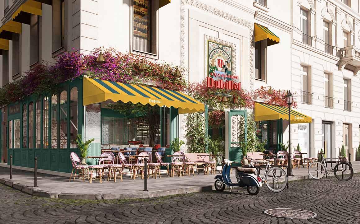 La Brasserie Dubillot
